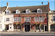 TF0920 : The Burghley Arms, North Street, Bourne by Rex Needle