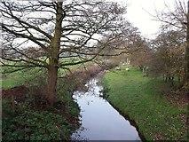 SK1831 : Foston Brook by Ian Calderwood