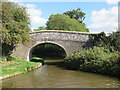 SJ3731 : Bridge 67, Llangollen Canal by Richard Rogerson