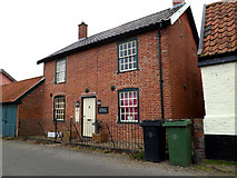 TM1678 : The Old Post Office, Billingford by Adrian Cable