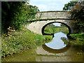 SJ8560 : Henshalls Bridge south-east of Astbury, Cheshire by Roger  Kidd