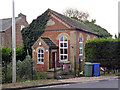 TF2643 : Former Primitive Methodist Chapel, Hubbert's Bridge by Alan Murray-Rust