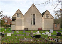 TF3242 : Church of St Thomas, Skirbeck Quarter by Alan Murray-Rust