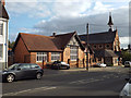 SP2764 : Church of St Mary Immaculate and church hall, 37-45 West Street, Warwick by Robin Stott