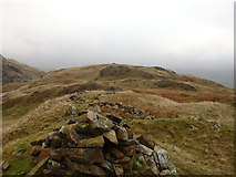 NY2201 : On Peathill Crag by Michael Graham