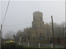 TF5002 : The Church of St Peter at Upwell by Peter Wood