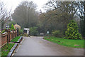 TQ5193 : Wellingtonia Avenue entrance to Havering Country Park by Roger Jones
