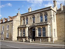 TF0920 : No 63 West Street, Bourne, Lincolnshire by Rex Needle