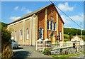 SN9776 : Nantgwyn Baptist Church by nick macneill