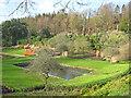 ST7475 : Gardens at Dyrham Park by Trevor Rickard