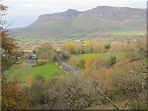 G7141 : Sligo: A View from Cope's Mountain Path by Michael Murtagh