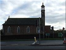 SD4520 : St Mary's Church, Tarleton by JThomas