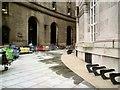 SJ8397 : Library Walk (Mount Street) by Gerald England
