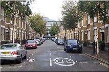 TQ3179 : Living in London - Mitre Road by Sandy B