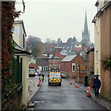 SO6024 : Old Gloucester Road by Jonathan Billinger