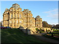 NZ0516 : Bowes Museum by Andrew Curtis