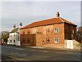SK6191 : Dovecote Barn, Main Street by Alan Murray-Rust