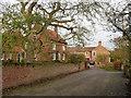 SK6889 : Bleak House Farmhouse, Mattersey Thorpe by Alan Murray-Rust