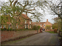 SK6889 : Bleak House Farmhouse, Mattersey Thorpe by Alan Murray-Rust