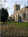 SK6989 : Church of All Saints, Mattersey by Alan Murray-Rust