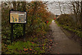 SJ4188 : Childwall Woods & Field - Local Nature Reserve by Ian Greig