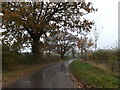 TM2088 : Ducks Foot Road by Geographer