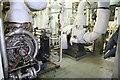 SU3912 : SS Margaret Hill - steam feed pumps by Chris Allen