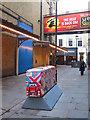 TQ3080 : Bus Art, 'Swinging London' by Oast House Archive
