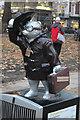 "TQ2880 : ""The Spirit of Paddington"" Paddington Bear, Berkeley Square Gardens by Oast House Archive"