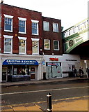 SO8455 : Opening soon in Worcester - The Cod Father by Jaggery
