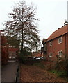 TF0645 : Carre Street Vicinity, Sleaford, Lincs. by David Hallam-Jones