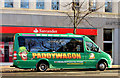 J3374 : Paddywagon minibus, Belfast (November 2014) by Albert Bridge