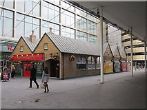 TQ3884 : Santa's Grotto, Westfield shopping centre by Oast House Archive