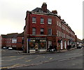 SO8454 : Rings & Needles, Worcester by Jaggery
