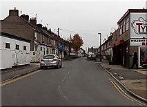 SU1585 : Caulfield Road, Swindon by Jaggery
