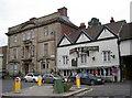 SU0061 : The Elm Tree and Greystone House by Neil Owen