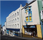 SM9515 : The Bed Shop and Commerce House, Haverfordwest by Jaggery