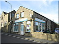 SE0819 : Stainland Pharmacy - Stainland Road by Betty Longbottom
