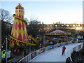 NT2574 : St Andrew Square - Christmas 2014 by M J Richardson