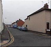 SU1585 : Poulton Street, Swindon by Jaggery