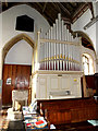 TM1178 : Organ of St.Peter's Church by Adrian Cable