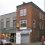 SJ9495 : Shop to let on Market Street by Gerald England