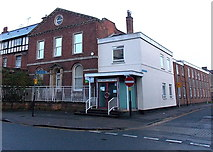 SO8318 : Albion Chambers, Gloucester by Jaggery