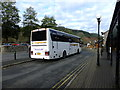 SH7956 : Cosgrove's Tours come to Betws-y-Coed by Richard Hoare