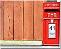 J3876 : Posting box, Knocknagoney, Belfast (December 2014) by Albert Bridge