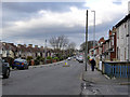 SK5055 : Kingsway, Kirkby in Ashfield by Alan Murray-Rust