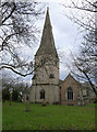 SK4955 : Church of St Wilfrid, Kirkby-in-Ashfield by Alan Murray-Rust