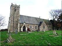 TA1345 : St Michael's Church, Catwick by Neil Theasby