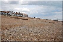 TQ7407 : Beach, Bexhill by N Chadwick