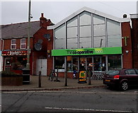 SU5290 : The Co-operative Food store in Didcot by Jaggery